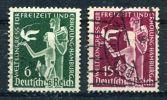 Weltkongreß   Mi.  622-623    O/used     Siehe  Bild - Germania