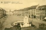 Geeraardsbergen -Grammont - Statieplein En 't Station - Place De La Station Au Fond La Gare - Geraardsbergen