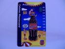 Phonecard Coca Cola - Advertising