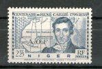 N° 66*_neuf Sans Gomme - Niger (1921-1944)