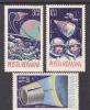 ESPACE,COSMOS ,1965 , Yv.# 2142-44  MNH, ROMANIA. - Space