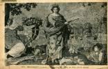 Beaugency Broderies De L'hotel De Ville 1751 Imp Le Deley Europe Tableau Allegorique - Beaugency