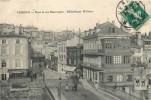 55 VERDUN  PONT ET RUE BEAUREPAIRE BIBLIOTHEQUE MILITAIRE - Verdun