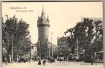 Germany \ Deutschland -  Frankfurt Am Main - Eschenheimer Thor - Postcard \ Postkarte - Frankfurt A. Main