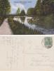 Ansichtskarte Von Hünern -Scholz's Etablissement, Gondelteich- - Schlesien