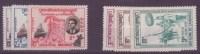 Cambodge N°84 Et 86 + 87 Et 88+ 89 à 91** Neuf Sans Charniere - Cambodge