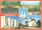 CHESS * SPORT SAIL SAILBOAT FLOWER PLANT * BALATONBOGLAR BALATONLELLE BOGLARLELLE BALATON BEACH * KK 2589 862 * Hungary - Schach