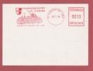 EMA Illustrée  CHORHERRENSTIFT ST. FLORIAN  BEI LINZ  1976 Sur Fragment - Machine Stamps (ATM)