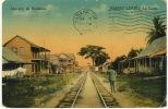 Puerto Cortes La Curva P. Used To Cuba Via New Orleans Edit Carmelo Celano - Honduras