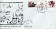 Enveloppe Premier Jour -40è Anniversaire Du Débarquement- - Militaria