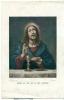 1 Afbeelding Uit Oude Missiealmanak 1927 - Jesus - Size 17 Cm X 26 Cm - Calendriers