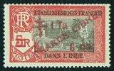 INDE ßurcharge «Croix De Lorraine Et FRANCE LIBRE»  1 Fa 6 Ca Sur 5R Maury  257  ** - India (1892-1954)