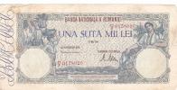 Romania ,28 MAI 1946, Banknote 100 000  LEI, UNA SUTA  MII  LEI. - Rumänien