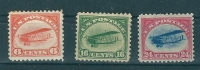 USA SG A546-48 Or SC C1-3 The Curtiss Jenny MM - Air Mail