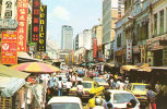 Kuala Lumpur China Town - Maleisië