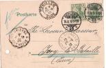 Carte Postale Sans Illustration/Allemagne/BE RLIN/Baumann Et Soulmann/1910                            TIMB6 - Cartes Postales