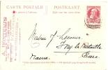 Carte Postale Sans Illustration/Belgique/BRU XELLES/Bontemps/1909                           TIMB7 - Cartes Postales