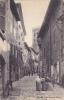 Via Eugenio Brizzi, Assisi (Perugia), Umbria, Italy, 1900-1910s - Perugia