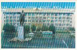 02257 LENIN Monument Saratov Russia Auto Bus - Monuments