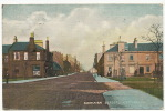 Kilmarnock Glencairn Street Color P. Used 1907 - Ayrshire