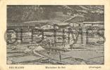 PORTUGAL - RIO MAIOR - MARINHAS DE SAL - 1910 PC - Santarem