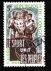 CONGO 1966 -  YT  193  - Le Sport Unit Les Peuples  -   Oblitéré - Oblitérés