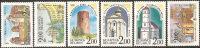 Belarus  1992  MNH**  -  Yv. 7/12+13/15+19/22 - Bielorussia