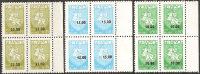 Belarus  1994  MNH**  -  Yv. 42/44  Bloc 4x - Bielorussia