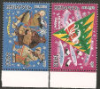 Belarus  1997  MNH**  -  Yv. 234+235coppia+235Bloc 4x+236/237 - Bielorussia