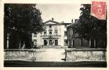 Montluel : Ancienne Mairie Et Caisse D'Epargne. 2 Scans. Edition Souchon - Montluel