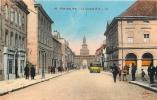 Pontarlier : La Grande Rue. 2 Scans. Edition Adia - Pontarlier