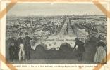 ANCIEN PARIS : Vue Sur La Porte De Neuilly, Champs Elysées Prise De L'Arc De Triomphe, 1840. 2 Scans. - Arrondissement: 08