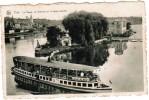 Visé, La Meuse, Ile Robinson Et Le Bateau Touriste (pk5524) - Visé