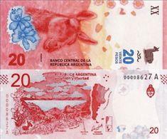 ARGENTINA - 20 Pesos 2017 - Argentina