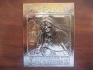 Ras All Khaima 1968 MNH 253  Imperf  Gold - Inverno1968: Grenoble