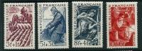 France SG 1045-48 MM - France