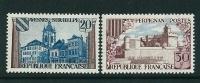 France SG 1446-7 MM - France