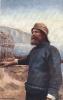 "Tuck POSTCARD - CPA - OILETTE - ""A TOILER Of The SEA"" (1910) Pêcheur De La Mer - Fishing"