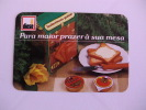 Diese Portuguese Pocket Calendar 1991 - Tamaño Pequeño : 1991-00