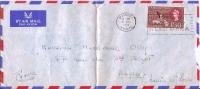 Enveloppe Affranchie/Nairobie/Uganda-Tanganyika- Kenya/Par Avion/ Timbre Imprimé/1961       TIMB18 - Kenya, Uganda & Tanganyika