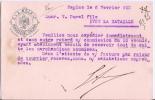 Carte Postale Sans Illustration/Naples/Italie/MELE/timbre Imprimé Sur Carte/1903            TIMB21 - Non Classés