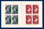 Carnet De 1968**_cote 8.00 - Croix Rouge