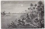 PGL AT116 - LIBIA GUERRA ITALO TURCA UMBERTO CAGNI RESPINGE UN  ATTACCO - Andere Oorlogen
