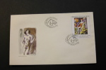Czechoslovakia 2267 Painting Horseback Rider By Jan Bauch Day Of Issue Cancel 1979 A04s - FDC
