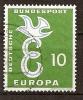 BRD 1958 // Mi. 295 O (M.029..592) - Europa-CEPT