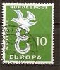 BRD 1958 // Mi. 295 O (M.029..591) - Europa-CEPT