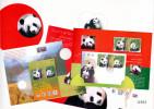 THAILAND - 2005 - Mi 2382-2383 + BL. 189 - PANDA - SPECIAL OFFER 53% OFF - Thailand