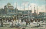 056/19  --  NETHERLANDS Viewcard  :  SCHEVENINGEN Strand En Kurhaus - Scheveningen