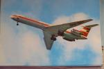 INTERFLUG  IL 62  DM SEC    / AIRLINE ISSUE - 1946-....: Moderne
