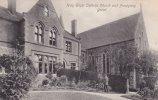 HOLY GHOST CATHOLIC CHURCH AND PRESBYTERY YEOVIL (SM6304) - England